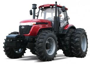 山东五征PH1404轮式拖拉机产品图图