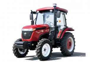 山东五征MC554轮式拖拉机产品图图