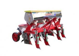 农哈哈2BYSF-4勺轮式玉米播种机产品图图