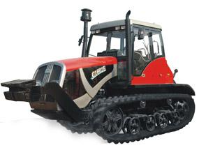 东方红C1802E履带式拖拉机产品图图