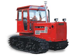 东方红1002J/1202履带式拖拉机产品图图