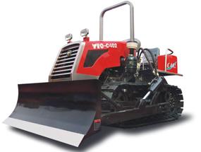 东方红C502/C602履带式拖拉机产品图图