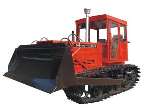 东方红CA802-1履带式拖拉机产品图图