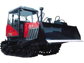 东方红C902-2履带式拖拉机产品图图