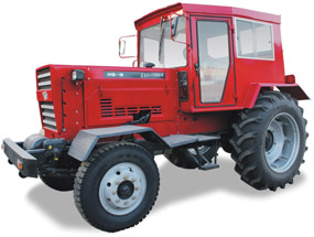 东方红D1000-4履带式拖拉机产品图图