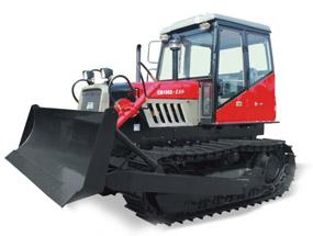 东方红CB1002/CB1202履带式拖拉机产品图图