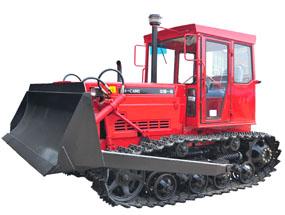 东方红CA702/802/902履带式拖拉机产品图图