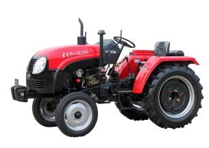 东方红SE250/SA280轮式拖拉机产品图图