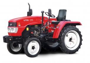 东方红180/200/250轮式拖拉机产品图图