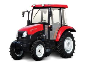 东方红500/504/550/554轮式拖拉机产品图图