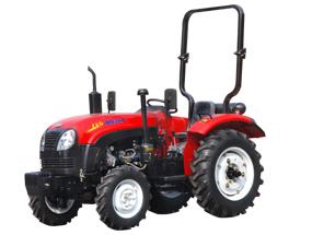 东方红MS300/304/350/354轮式拖拉机产品图图