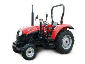 东方红LX600/LX650轮式拖拉机产品图图