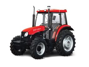 东方红LX604/LX654轮式拖拉机产品图图