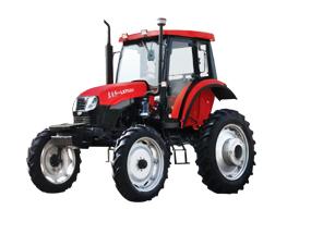 东方红LX750H轮式拖拉机产品图图