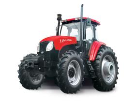 东方红LG1304/1404/1504轮式拖拉机产品图图