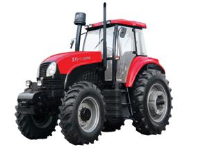 东方红LX2004/LX2204轮式拖拉机产品图图