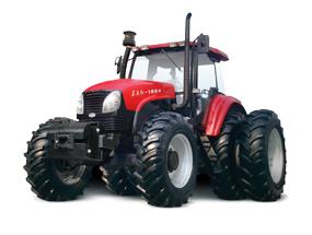 东方红1604/1804轮式拖拉机产品图图
