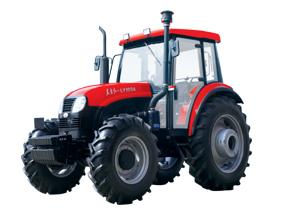 东方红LY1004/1100轮式拖拉机产品图图