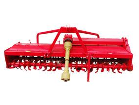 东方红1GM-210/240/280型双轴灭茬旋耕机产品图图