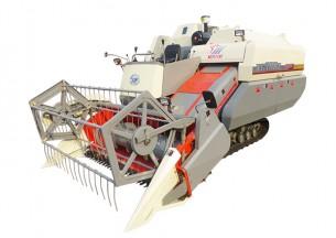 星光农机4LZ-3.6Z型水稻联合收割机产品图图