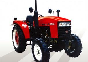 马恒达300-404A轮式拖拉机产品图图