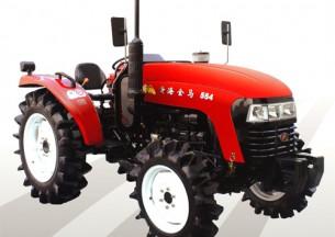 马恒达400-604A轮式拖拉机产品图图