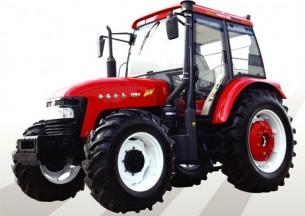 马恒达1004B/1104/1205/1254轮式拖拉机产品图图