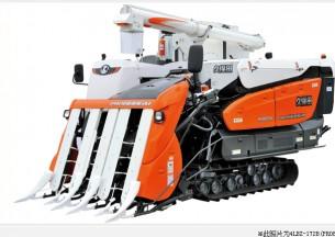久保田4LBZ-172B(PRO888GM)玉米收获机产品图图