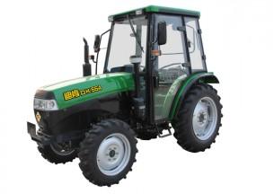 九方泰禾DK554型轮式拖拉机产品图图