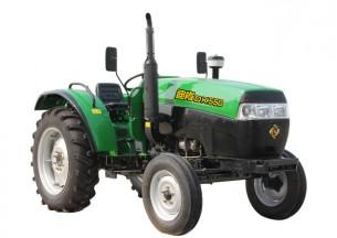 九方泰禾DK550型轮式拖拉机产品图图