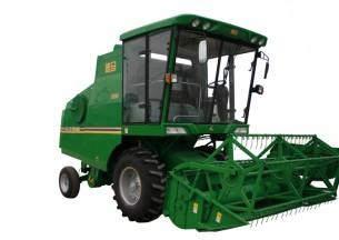 九方泰禾迪马3288型谷物收割机产品图图