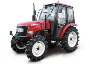 江苏沃得奥龙40-55系列轮式拖拉机产品图图