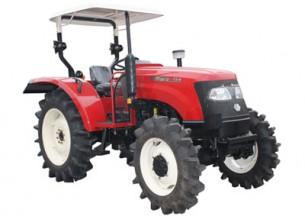 江苏沃得奥龙60-75系列轮式拖拉机产品图图