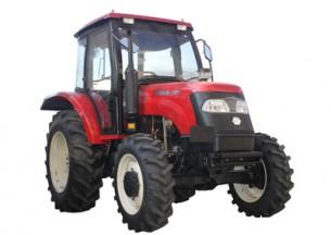 江苏沃得奥龙80-110系列轮式拖拉机产品图图