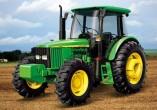 约翰迪尔1054轮式拖拉机