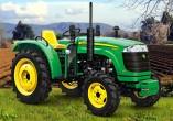 约翰迪尔454轮式拖拉机