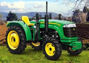 约翰迪尔454轮式拖拉机产品图图