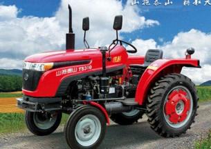 山拖农机TS300/TS304轮式拖拉机产品图图