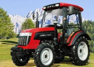 山拖农机TS450/TS454轮式拖拉机产品图图