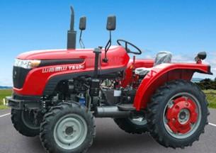 山拖农机TS400/TS404轮式拖拉机产品图图