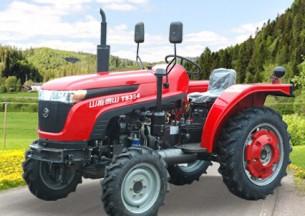 山拖农机TS350/TS354轮式拖拉机产品图图