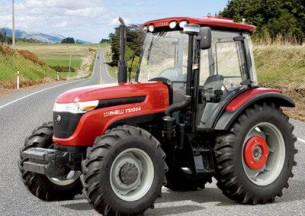 山拖农机TS1204轮式拖拉机产品图图