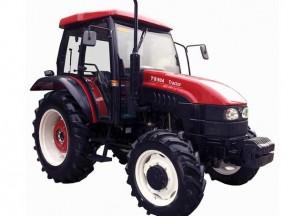 山拖农机TS900/TS904轮式拖拉机产品图图