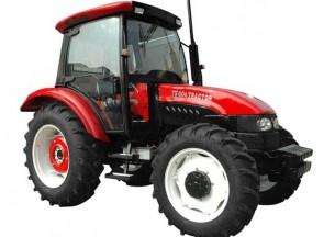 山拖农机TS800/TS804轮式拖拉机产品图图