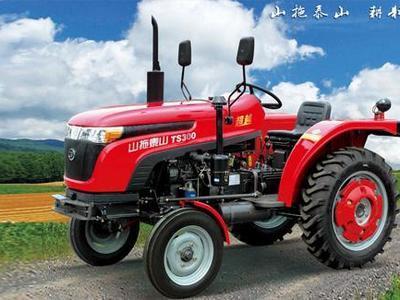 山拖农机TS250/TS254轮式拖拉机产品图图(1/1)
