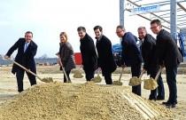 德国雷肯Haren植保机械新工厂运营