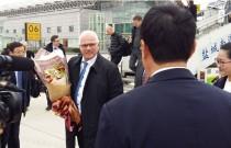 德国雷肯参与《中德作物生产与农业技术示范园》项目启动