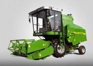 中联重科TA60谷王小麦收割机产品图图