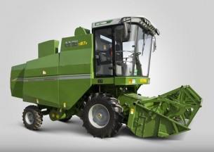 中联重科TB70谷王小麦收割机产品图图