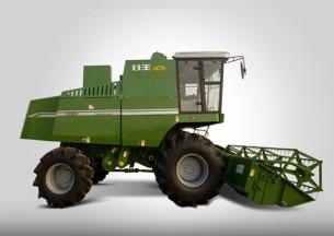 中联重科TC70谷王小麦收割机产品图图